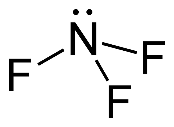 Why The Bond Angle Of Bf3 Is Greater Than Nf3