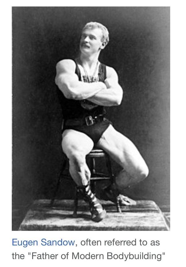 When did bodybuilding start? - Quora
