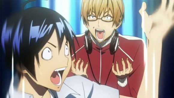 My Favourite Romance Comedy Series Is By Far Bakuman It Focuses On Moritaka Mashiro And Akito Takagi In Their Pursuit Of Becoming The Greatest Mangakas