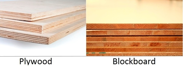 What's the difference between blockboard and plywood? - Quora