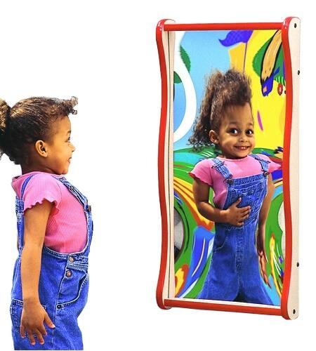 Do mirrors make you look prettier than you actually are? - Quora