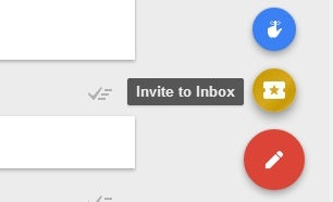 how to send invite google inbox