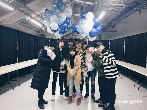 How to meet BTS in person - Quora