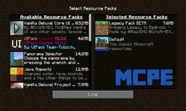 Does Everyone In A Realm Need To Have The Same Texture Pack In Minecraft Quora