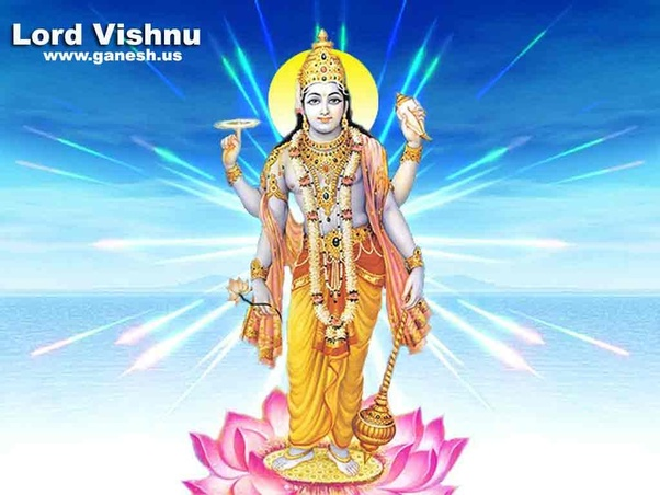 Which is the most powerful mantra to worship lord Vishnu? - Quora
