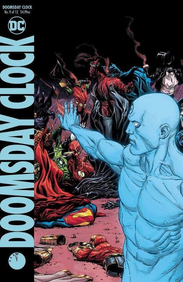 What Is Your Review Impression Of Geoff John S Dc Comic Doomsday