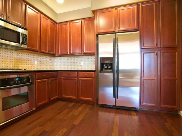 I want to remodel my kitchen, but hate white cabinets ...