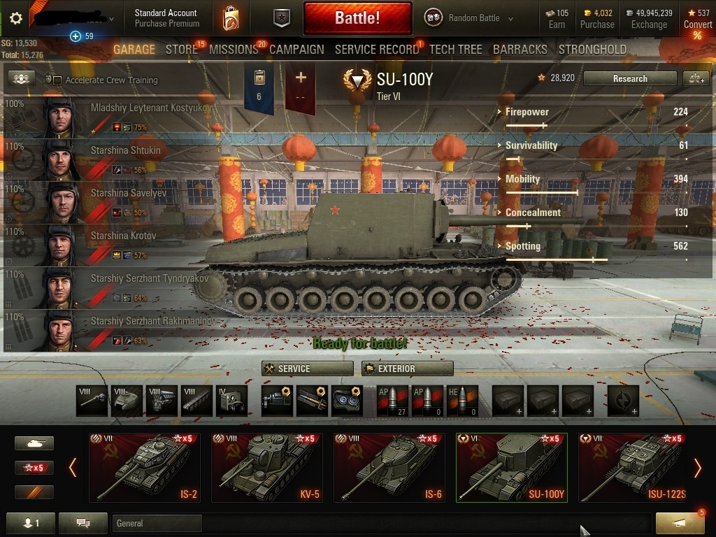 What is the best tier 5-6 tank in World of Tanks? - Quora