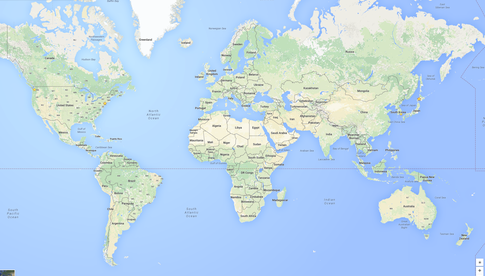 Australia Map Equator.Why Is Australia So Hot Yet So Far From The Equator Quora