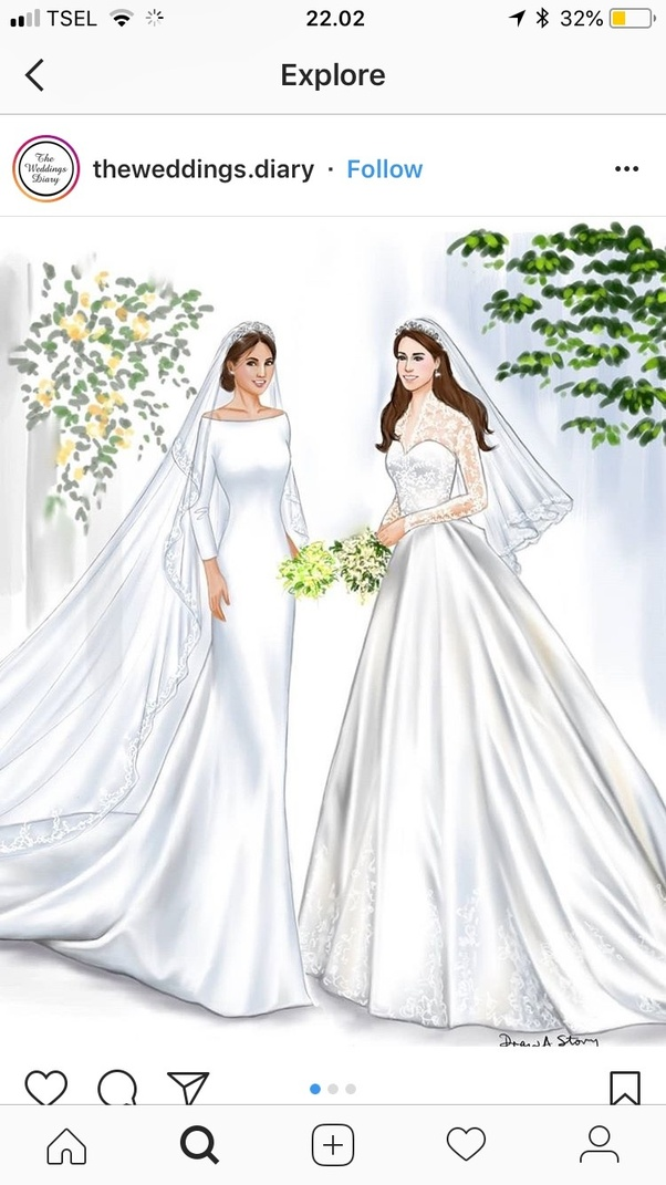 What do you think of Meghan Markle\'s Givenchy wedding dress? - Quora