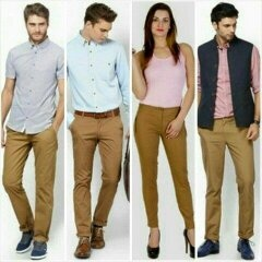 Which Color Suits With Brown Pants Quora