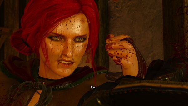 In The Witcher 3, who do you like more  Triss or Yennefer