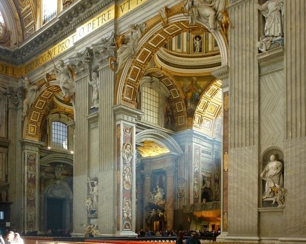 What gives churches their signature smell? - Quora