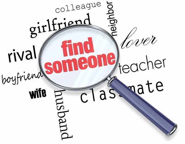 How To Find Someone I Met If I Only Know Their First Name