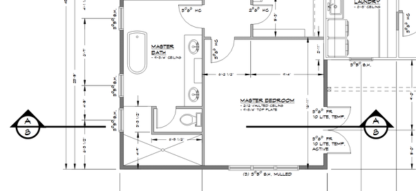 What Are The Standard Sizes For Floor Plan Components