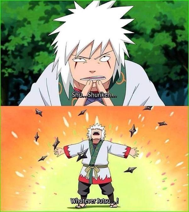 Naruto Jutsus