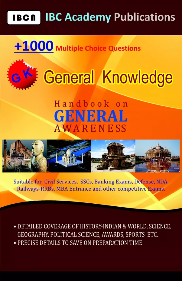 Which is the best book for general knowledge and current affairs the book has wide coverage in subjects like history geography current affairs general knowledge science computing environment etc fandeluxe Choice Image