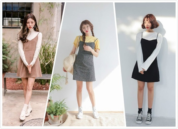 Short Skirt A Line Is Always Must Have In Korean Style It Goes Well With Many Outfits Such As The Casual T Shirt Oversized Ladies Etc