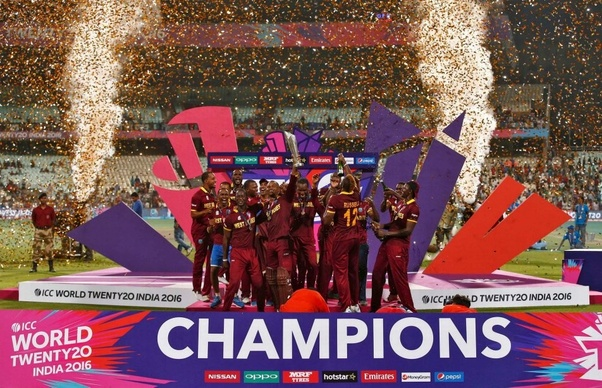 West Indies T20I World Cup 2016 Winners