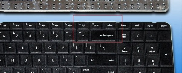 How to take a screenshot with the hp pavillion g7 notebook pc quora the images i can find online of the keyboard layout suggest you still have a print screen button abbreviated prt sc on the g7 ccuart Choice Image