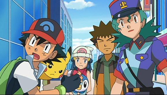 Pokemon Seasons