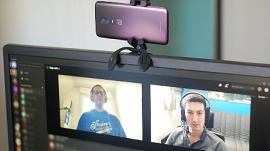 Amateur wife webcam