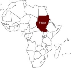 What Is The Biggest Country In Africa Quora - What continent is sudan in