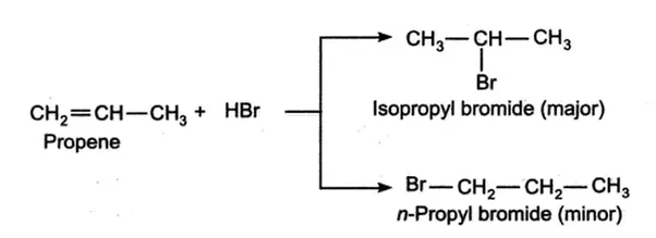 Propyl Vs Isopropyl