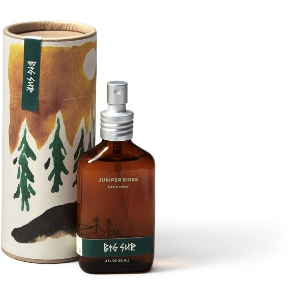 ... Soaps, And Products From Natural, Wild Harvested Flowers, Bark, Plants,  And Moss. This Cabin Spray Smells Like A Rainy Forestu2014pretty Cool!