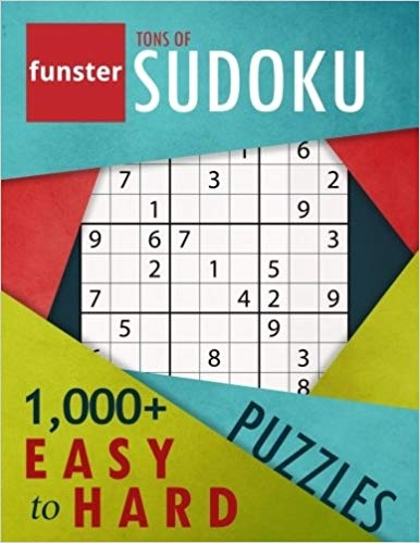 Where can I download Funster Tons of Sudoku 1,000+ Easy to