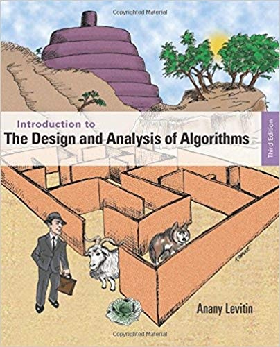 What are some good books for design and analysis of algorithms? I