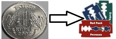 coin used in blades