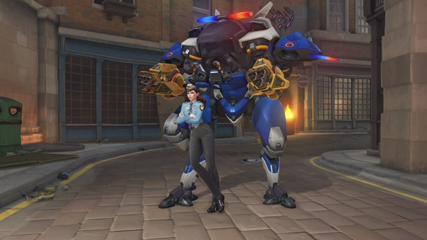 What are your favorite Overwatch skins for your main(s)? - Quora