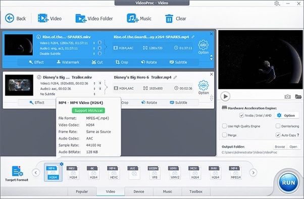How to conver mkv to mp4 for free - Quora