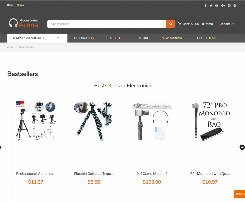 What is the best WordPress eCommerce theme in ThemeForest? - Quora
