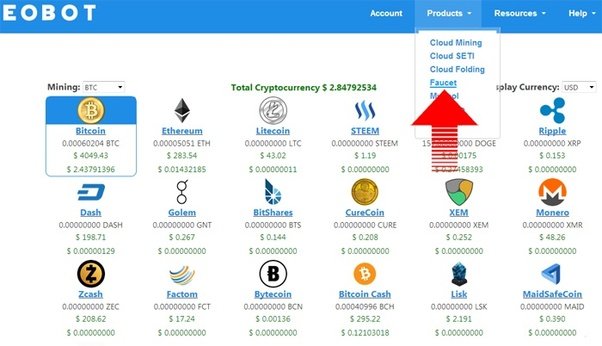 Is There Any Real Free Bitcoin Mining Cloud Website Quora -