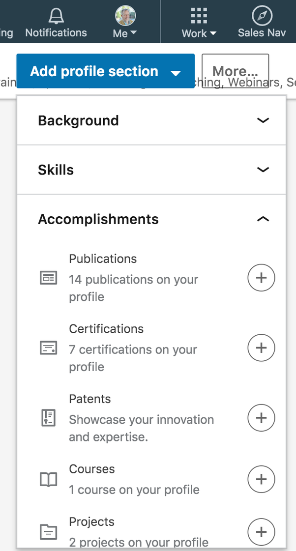 How To Add A Hackerrank Profile To Linkedin Quora