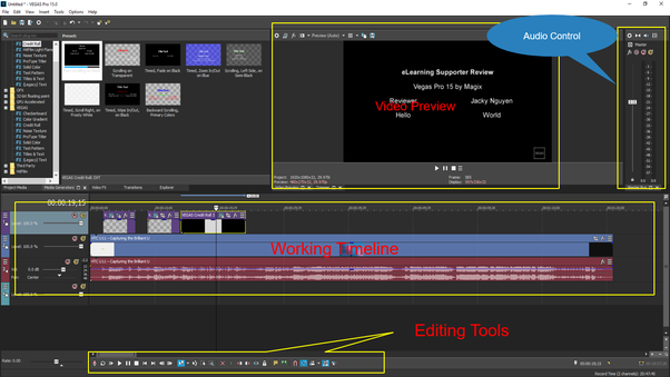 Which is the best professional video editing software for PC