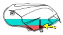Yamaha  Fuel On Off Knob Position