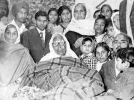 What happened to Bhagat Singh's family after his death? Did
