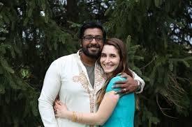 German guy dating indian girl