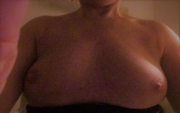 Naked bleach girls in public