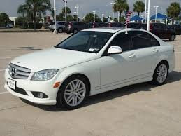 What are common problems with the 2008-2010 Mercedes-Benz