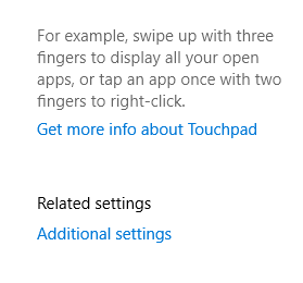 How to turn off my touchpad on my ASUS laptop on Windows 10 - Quora