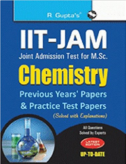 Which is the best book for iit jam chemistry quora solved papers practice sets iit jam joint admission test for m sc from iits chemistry by arihant publication fandeluxe Choice Image