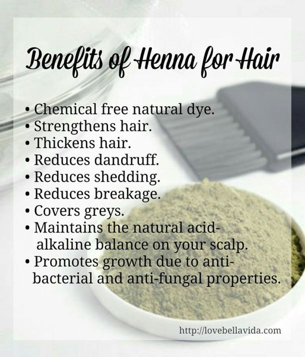 Is Henna Beneficial For Hair Quora