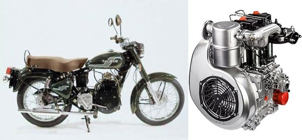 Are there any diesel bikes in the market now? If no, then