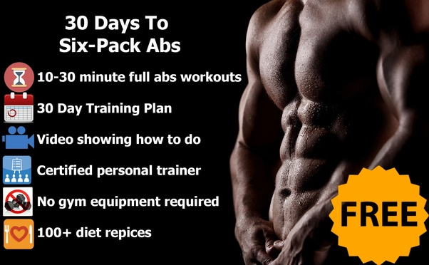 I Highly Recommend Checking Out The App Six Pack In 30 Days This Has Helped Thousands Of People Achieve Their Abs Goals