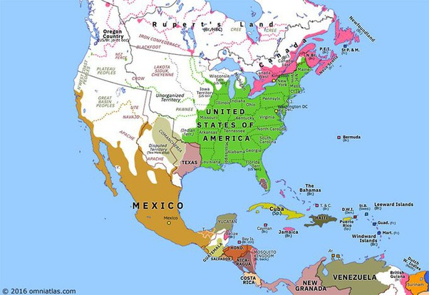 How Come Mexico Has Never Asked For Its Territories That Were Lost In The Mexican American War Back Quora