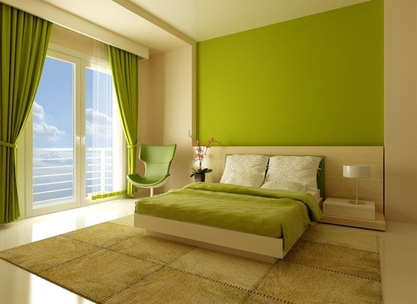 What is a matching wall colour for lemon yellow? - Quora